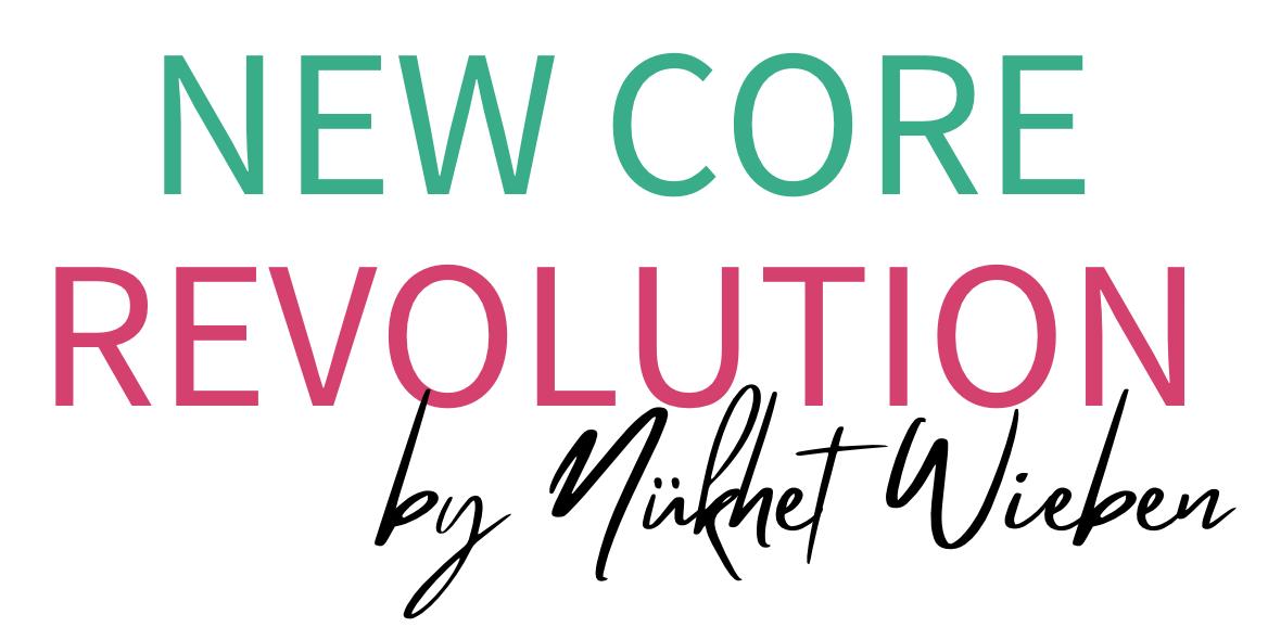 Nükhet Wieben , New Core Revolution. Online Beckenbodenübungen, Rückentraining, Haltungstraining